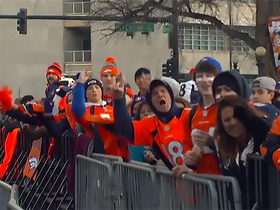 Watch: How the city of Denver has prepared for victory parade