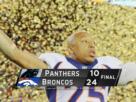 Watch: NFL Replay: Panthers vs. Broncos Super Bowl 50