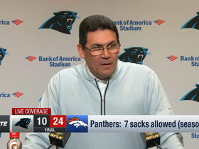 Watch: Rivera on Talib: 'I wish he wouldn't have done that'