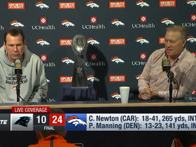 Watch: Best of Broncos Victory Press Conference