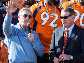 Watch: Elway: 'These players answered the bell'