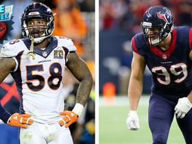 Watch: Would you rather have Von Miller or J.J. Watt?