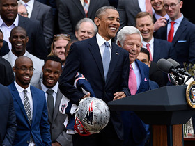 Watch: President Obama invites the Broncos to the White House