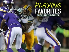 Watch: Playing Favorites: Pass Rush