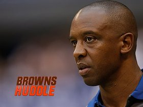 Watch: Browns Huddle Coach Profiles: Pep Hamilton