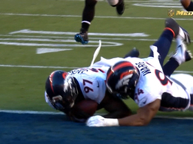 Watch: German announcers call Broncos' forced fumble and touchdown