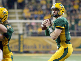 Watch: Why Carson Wentz is Mayock's #1 quarterback prospect