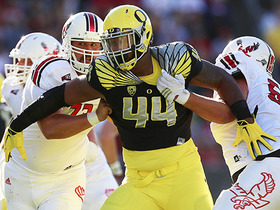Watch: Mayock: Defensive line is deepest position in the draft