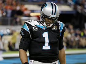 Watch: 'Inside the NFL': Should Cam have dived on the fumble?