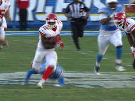 Watch: Spencer Ware and Charcandrick West Top 5 Plays of 2015