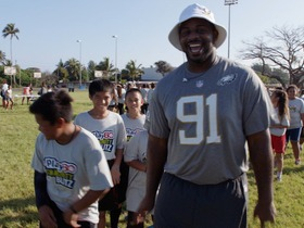 Watch: 'NFL Rush': Fletcher Cox at the Pro Bowl