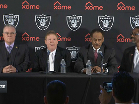 Watch: Raiders staying in Oakland for 2016 NFL season