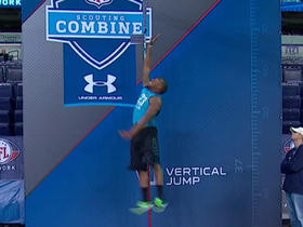 Watch: Advice for players heading to combine