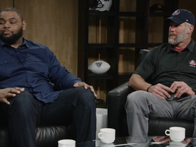 Watch: Favre and Pace discuss Hall of Fame