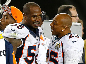 Watch: Harris on Von: He's not going anywhere