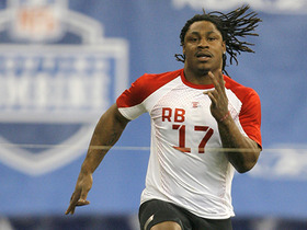 Watch: Marshawn Lynch 2007 Combine Workout