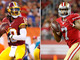 Watch: Would you rather have RGIII or Kap lead your team?