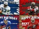 Watch: Happy Birthday Tony Dorsett,Tiki and Ronde Barber and Ricky Watters