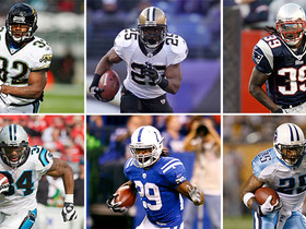 Watch: DDFP: Running backs drafted ahead of MJD