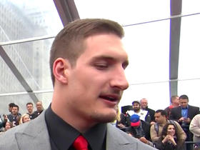 Watch: Joey Bosa: 'I can't wait to finally hear my name called'