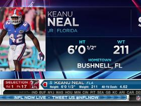 Watch: Neal is the Falcons' version of