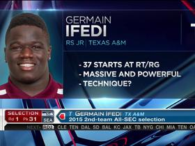 Watch: Seahawks pick Germain Ifedi No. 31