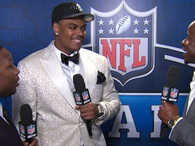 Watch: Stanley: I'm going to do whatever Joe Flacco wants me to do