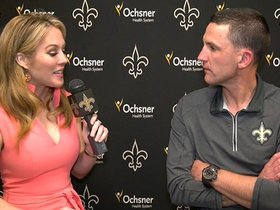 Watch: Saints Draft: Round 1 with Dennis Allen