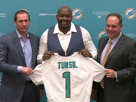 Watch: Laremy Tunsil Introductory Press Conference