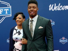 Watch: Corey Coleman on the Red Carpet
