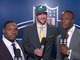Watch: Wentz: 'I'll learn to protect myself'