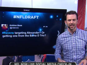 Watch: Ravens fans weigh in on social media