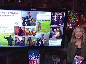 Watch: Get to know Roberto Aguayo on social media