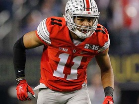 Watch: Saints pick Vonn Bell No. 61