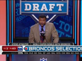 Watch: Broncos pick Adam Gotsis No. 63