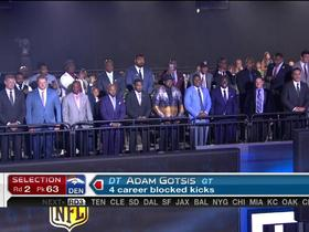 Watch: Walter Payton Award nominees and winners honored at NFL Draft