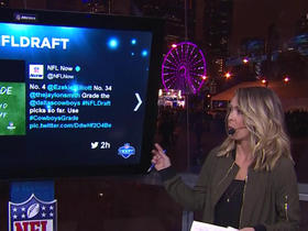 Watch: Twitter grades the draft classes