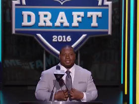 Watch: MJD annouces pick No. 69