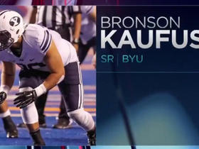 Watch: Ravens pick Bronson Kaufusi No. 70