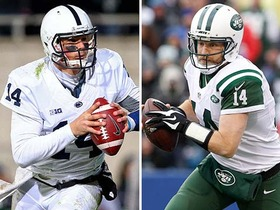 Watch: How will the Jets pick of Hackenberg affect Fitzpatrick?