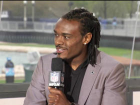 Watch: Carr: 'It's a solid draft'
