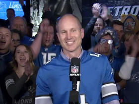Watch: Jason Hanson announces the No. 151 pick