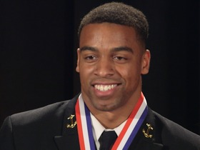 Watch: Keenan Reynolds: Discipline, integrity and accountability