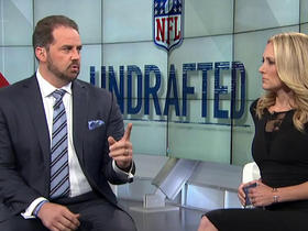 Watch: What's next for the undrafted players?