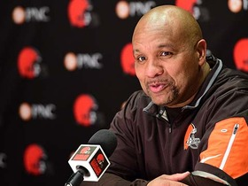 Watch: Browns starting to rebuild