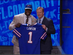Watch: Canty, Harrison pick most improved defenses after the draft