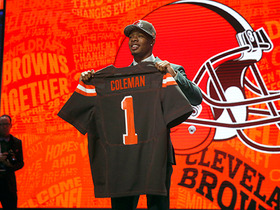 Watch: Draft winner in the AFC North?