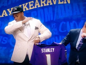 Watch: Best 2016 NFL Draft moments