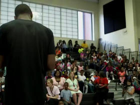 Watch: Malcolm Mitchell: The Right Read