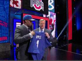 Watch: Howard Eskin grades the 2016 NFC East draft